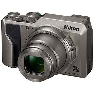 Nikon COOLPIX A1000 stříbrný (VQA081EA)