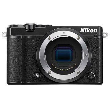 Nikon 1 J5 BODY black (VVA241AE) + ZDARMA Brašna na fotoaparát Lowepro Format 110 černý