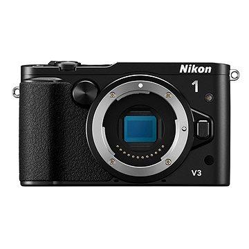 Nikon 1 V3 tělo černé (VVA231AE) + ZDARMA Paměťová karta SanDisk SDHC 32GB Ultra Class 10 UHS-I