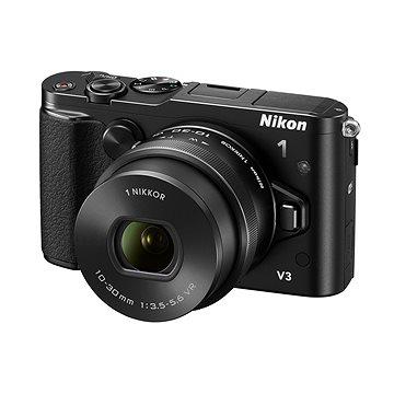 Nikon 1 V3 + objektiv 10-30mm (VVA231K001) + ZDARMA Paměťová karta SanDisk SDHC 32GB Ultra Class 10 UHS-I