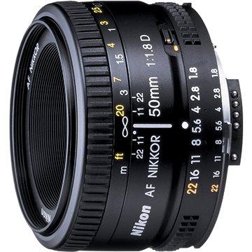 NIKKOR 50mm f/1.8 AF D (JAA013DA)