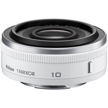 NIKKOR 10mm f/2.8 Pancake white (JVA101DB)