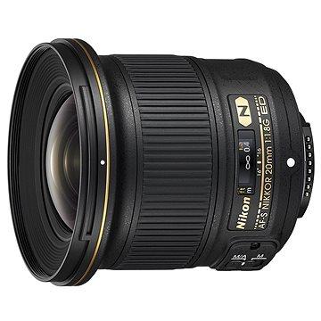 NIKKOR 20mm f/1.8G AF-S (JAA138DA)