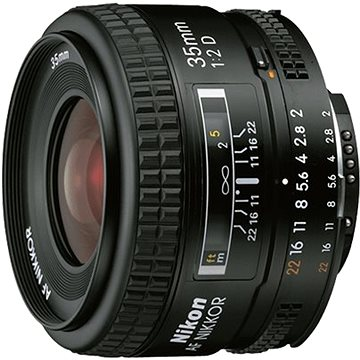 NIKKOR 35mm F2 AF D A (JAA129DA)