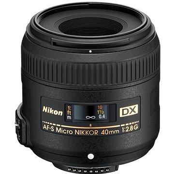 NIKKOR 40mm F2.8 AF-S ED DX MICRO (JAA638DA)