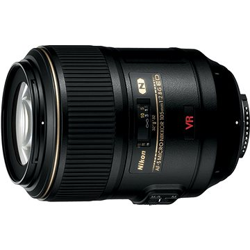 NIKKOR 105mm f/2.8G IF-ED AF-S VR MICRO (JAA630DB)