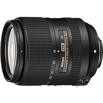 NIKKOR 18-300mm F3.5-6.3G AF-S DX VR ED (JAA821DA)