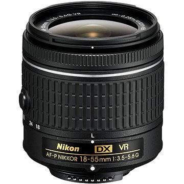 NIKKOR 18–55mm f/3.5–5.6G AF-P DX VR (JAA826DA)