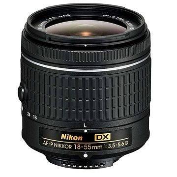 NIKKOR 18–55mm f/3.5–5.6G AF-P DX (JAA827DA)