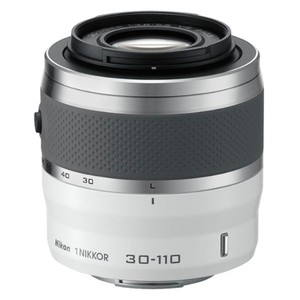 NIKKOR 30-110mm F3.8-5.6 VR white (JVA703DB)