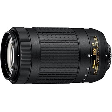 NIKKOR 70-300mm f/4.5-6.3G AF-P DX ED VR (JAA829DA)