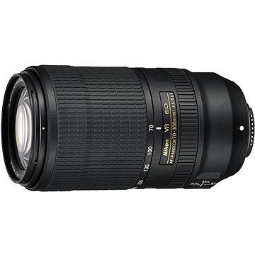 NIKKOR 70-300mm f/4.5-5.6E AF-P ED VR (JAA833DA)