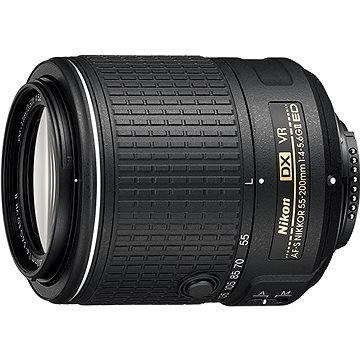 NIKKOR 55-200mm F4-5.6G ED VR II black (JAA823DA)