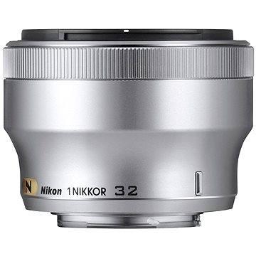 NIKKOR 32mm F1.2 silver (JVA301DB)