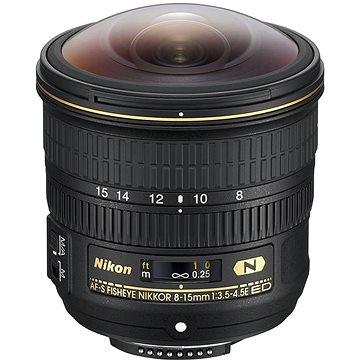 NIKKOR 8-15mm f/3.5-4.5 E ED rybí oko (JAA831DA)