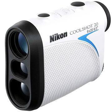 Nikon LRF CooolShot 20 bílý (BKA127SA)