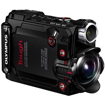 Olympus TOUGH TG-Tracker černý (V104180BE000)