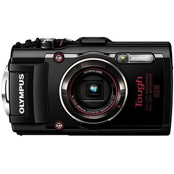 Olympus TOUGH TG-4 black (V104160BE000)