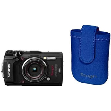 Olympus TOUGH TG-5 černý + Tough Neoprene Case (V104190BE030)