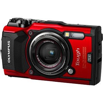 Olympus TOUGH TG-5 červený + Power Kit (FTDFOMTG5X061)