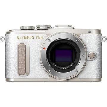 Olympus PEN E-PL8 tělo bílé (V205080WE000) + ZDARMA Brašna na fotoaparát Lowepro Format 110 černý