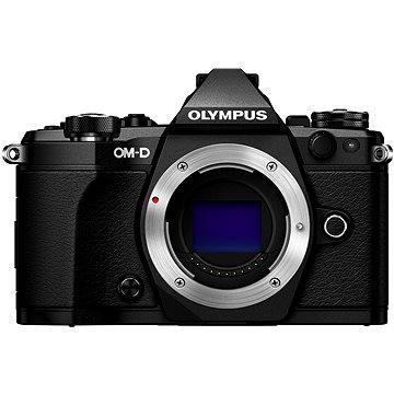 Olympus E-M5 Mark II BODY černé (V207040BE000) + ZDARMA Brašna na fotoaparát Lowepro Format 110 černý