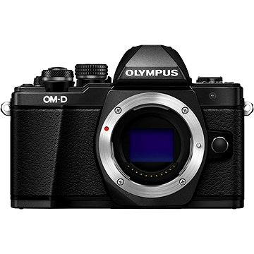 Olympus E-M10 Mark II body black (V207050BE000) + ZDARMA Fotobrašna Lowepro Format 110 černý
