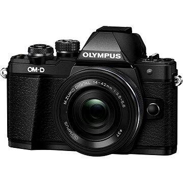 Olympus E-M10 Mark II black/black + ED 14-42mm EZ (V207052BE000)