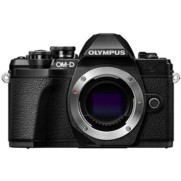 Olympus E-M10 Mark III černý + 14-42 II R černý + 40-150mm R černý (V207071BE010)