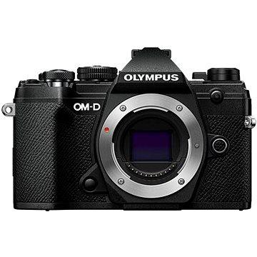 Olympus OM-D E-M5 Mark III tělo černý (V207090BE000)