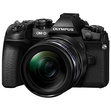 Olympus E-M1 Mark II černý + 12-40mm PRO černý (V207061BE000)