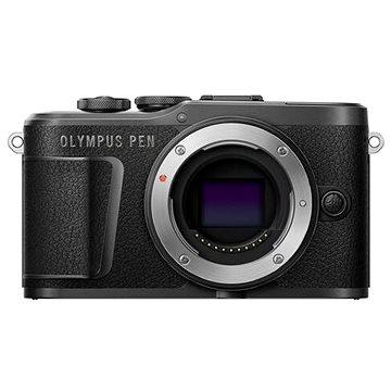 Olympus PEN E-PL10 tělo, černý (V205100BE000)