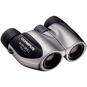 Olympus DPC-I 8x21 stříbrný (017214)