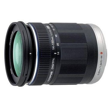 Olympus ED 14-150mm f/4-5.6 + ZDARMA Štětec na optiku Hama Lenspen