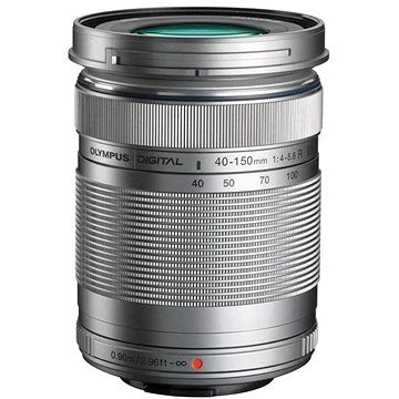 M.ZUIKO DIGITAL ED 40-150mm f/4.0-5.6 R silver (V315030SW001)