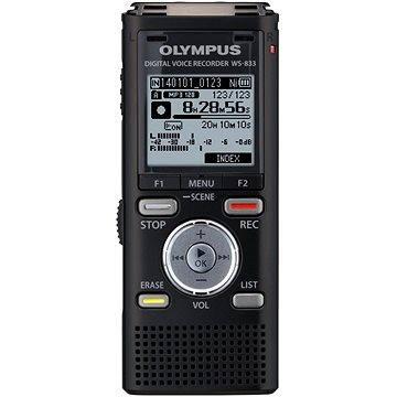Olympus WS-833 black (V406191BE000)