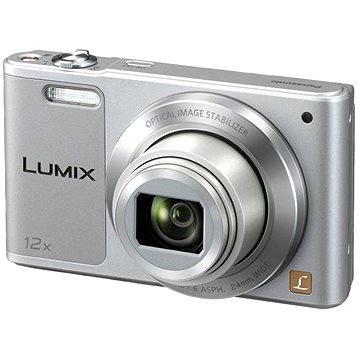 Panasonic LUMIX DMC-SZ10 stříbrný (DMC-SZ10EP-S)