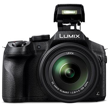 Panasonic LUMIX DMC-FZ300 (DMC-FZ300EPK)