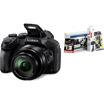 Panasonic LUMIX DMC-FZ300 + Alza Foto Video Starter Kit 2019