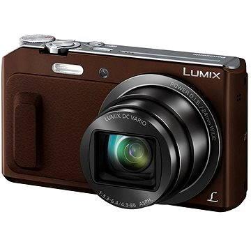Panasonic LUMIX DMC-TZ57 hnědý (DMC-TZ57EP-T)