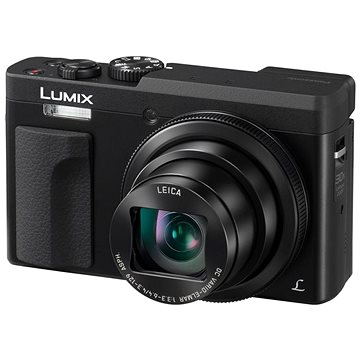 Panasonic LUMIX DMC-TZ90 černý (DC-TZ90EP-K) + ZDARMA Pouzdro Panasonic DMW-PHS70KK