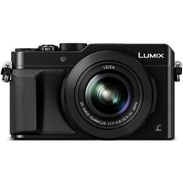 Panasonic LUMIX DMC-LX100 černý (DMC-LX100EPK) + ZDARMA Paměťová karta Lexar 32GB SDHC 200x Premium (Class 10) Stativ Rollei Monkey Pod Černý