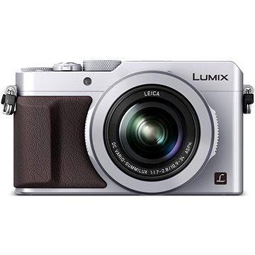 Panasonic LUMIX DMC-LX100 stříbrný (DMC-LX100EPS) + ZDARMA Stativ Rollei Monkey Pod Černý