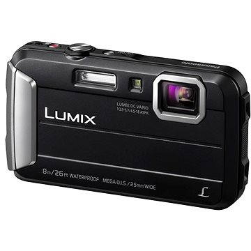 Panasonic LUMIX DMC-FT30 černý (DMC-FT30EP-K)