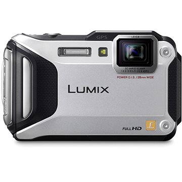 Panasonic LUMIX DMC-FT5 stříbrný (DMC-FT5EP9-S)