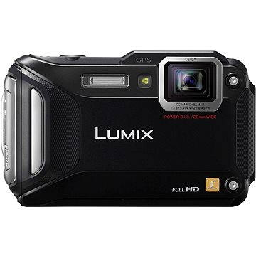 Panasonic LUMIX DMC-FT5 černý (DMC-FT5EP9-K)