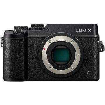 Panasonic LUMIX DMC-GX8 černý tělo (DMC-GX8EG-K)