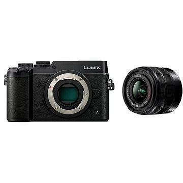 Panasonic LUMIX DMC-GX8 černý + objektiv 14-42mm/F3.5-5.6 ASPH (DMC-GX8KEG-K) + ZDARMA Brašna na fotoaparát Lowepro Format 110 černý