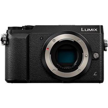 Panasonic LUMIX DMC-GX80 černý tělo (DMC-GX80EG-K)