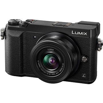 Panasonic LUMIX DMC-GX80 černý + objektiv 12-32mm (DMC-GX80KEGK) + ZDARMA Brašna na fotoaparát Lowepro Format 110 černý